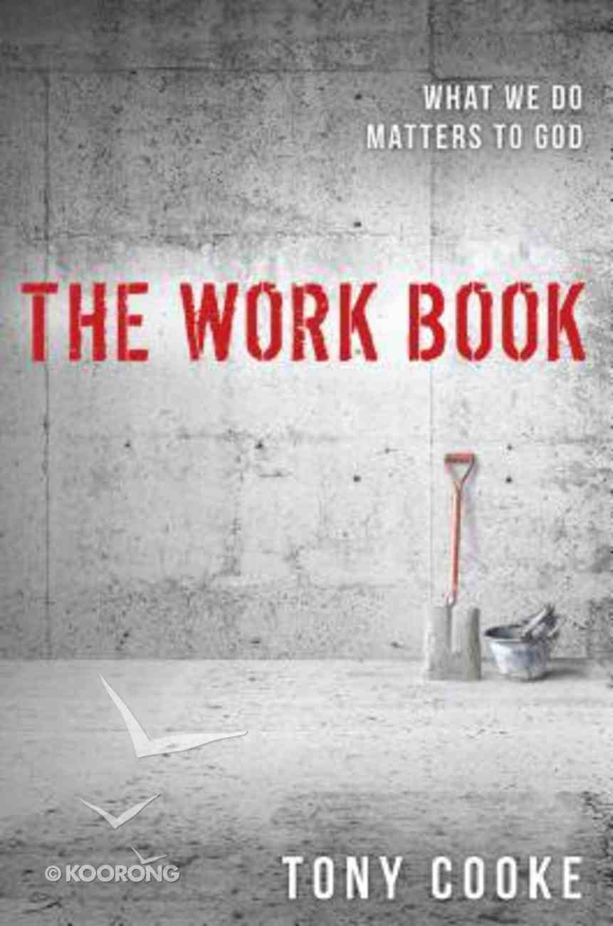 The Work Book Paperback