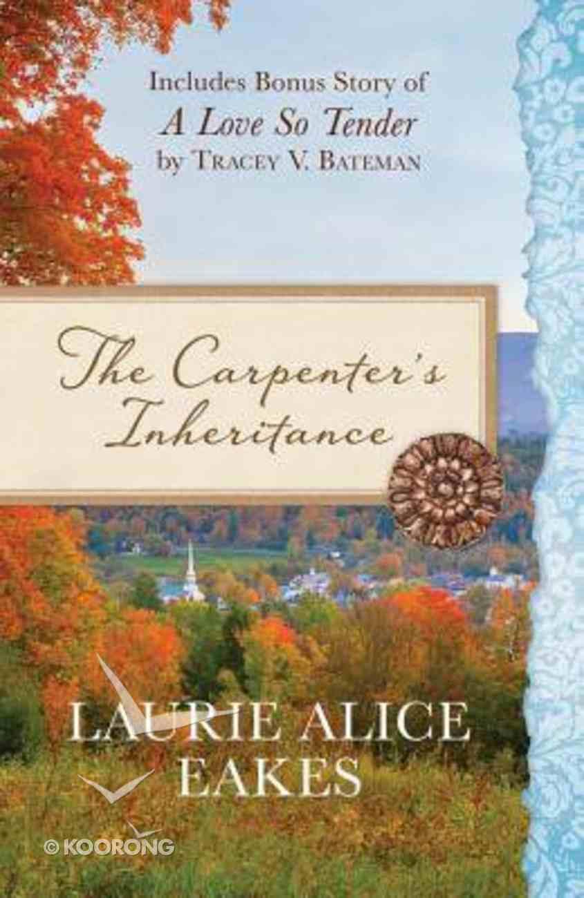 The Carpenter's Inheritance Paperback