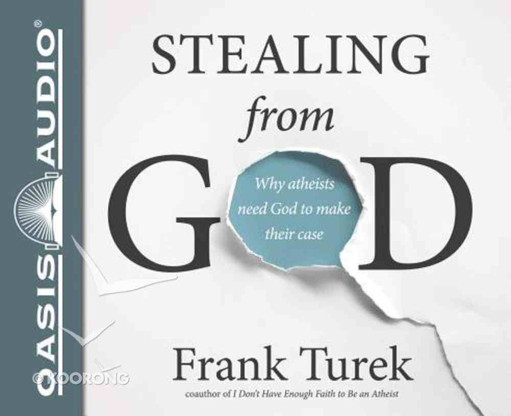 Stealing From God (Unabridged, 6 Cds) CD