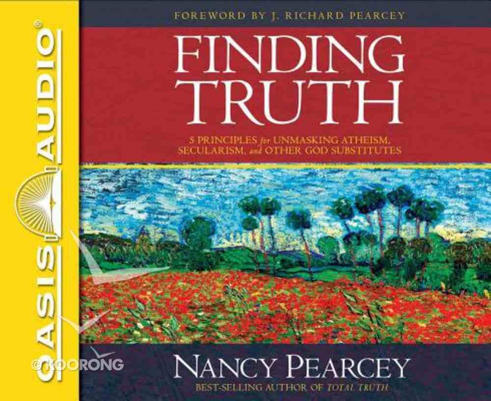 Finding Truth (Unabridged, 6 Cds) CD