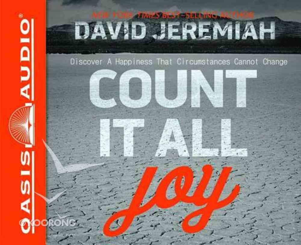Count It All Joy (Unabridged, 5 Cds) CD