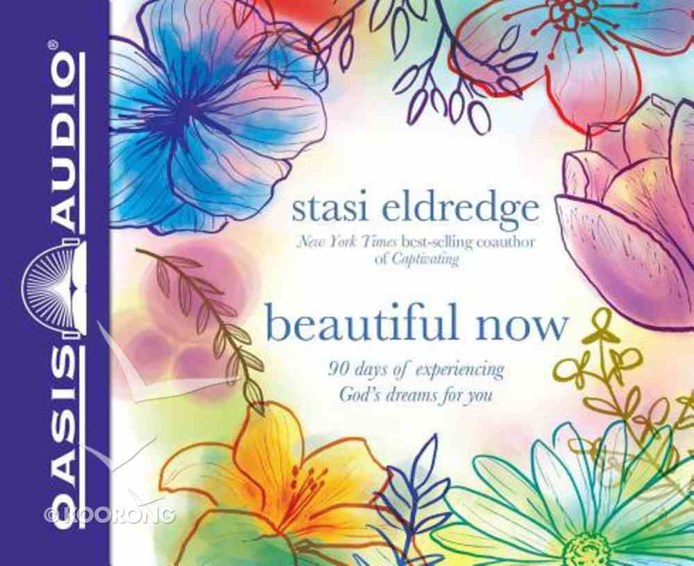 Beautiful Now (Unabridged, 4 Cds) CD