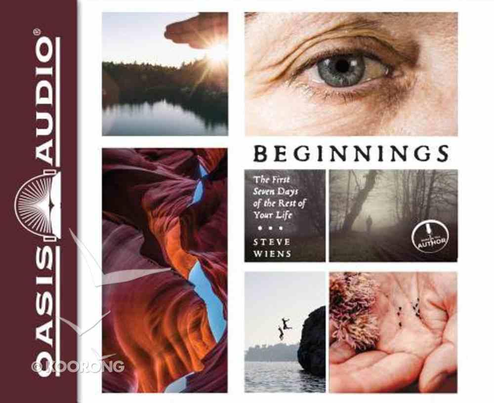 Beginnings (Unabridged, 5 Cds) CD