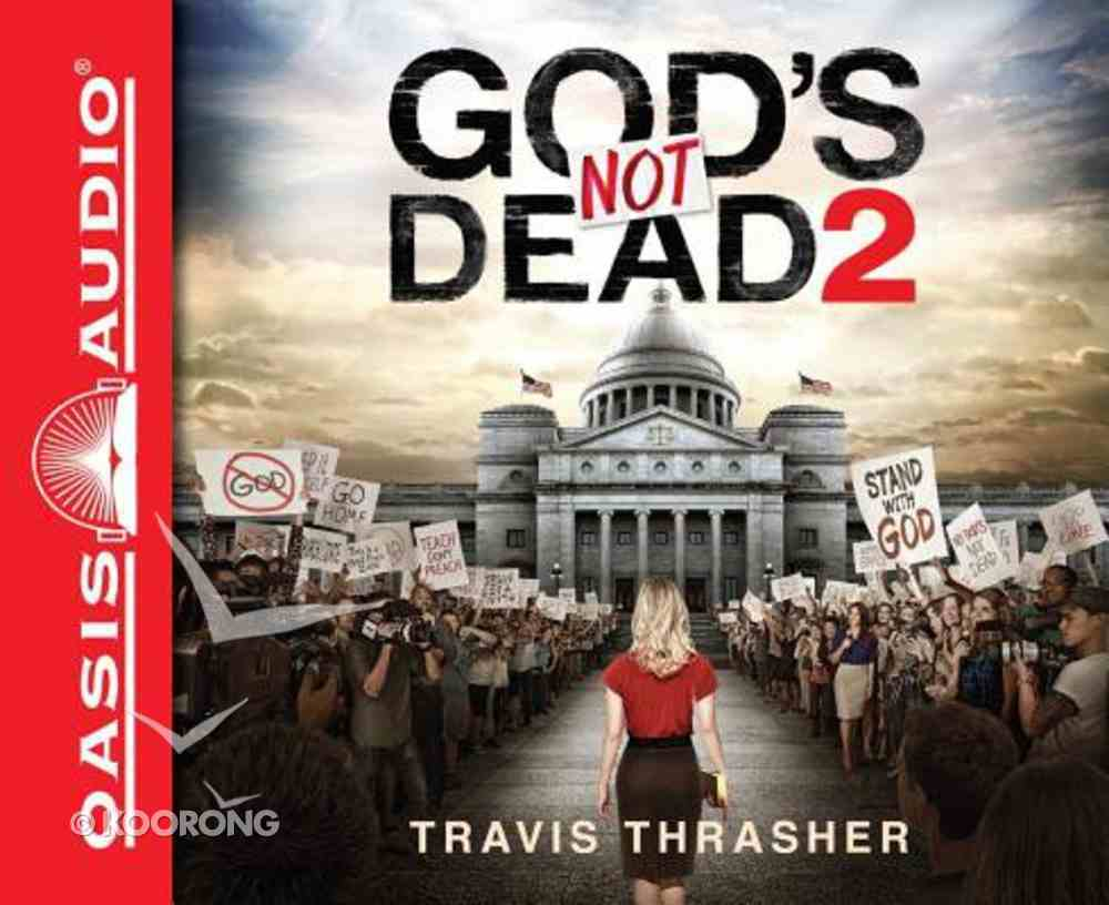 God's Not Dead 2 (Unabridged, 8 Cds) CD