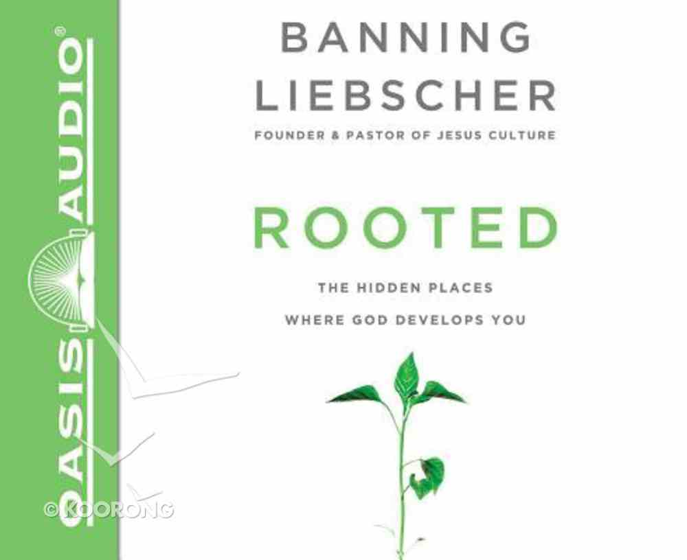 Rooted (Matching Book Titled 'Grounded') (Unabridged, 4 Cds) CD