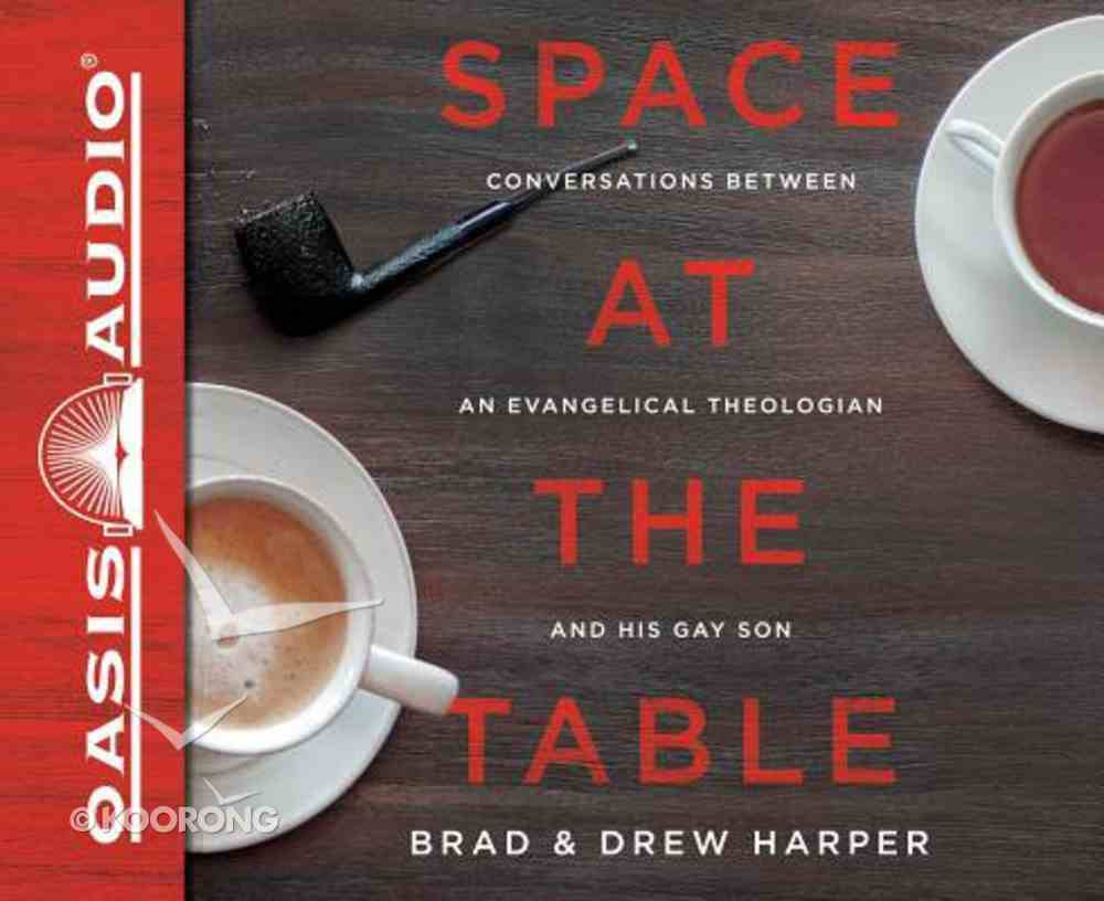 Space At the Table (Unabridged, 6 Cds) CD