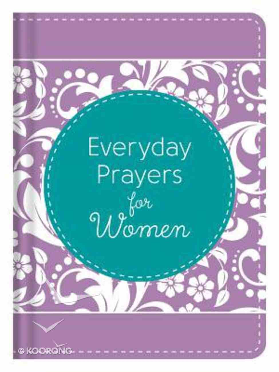 Everyday Prayers For Women Imitation Leather