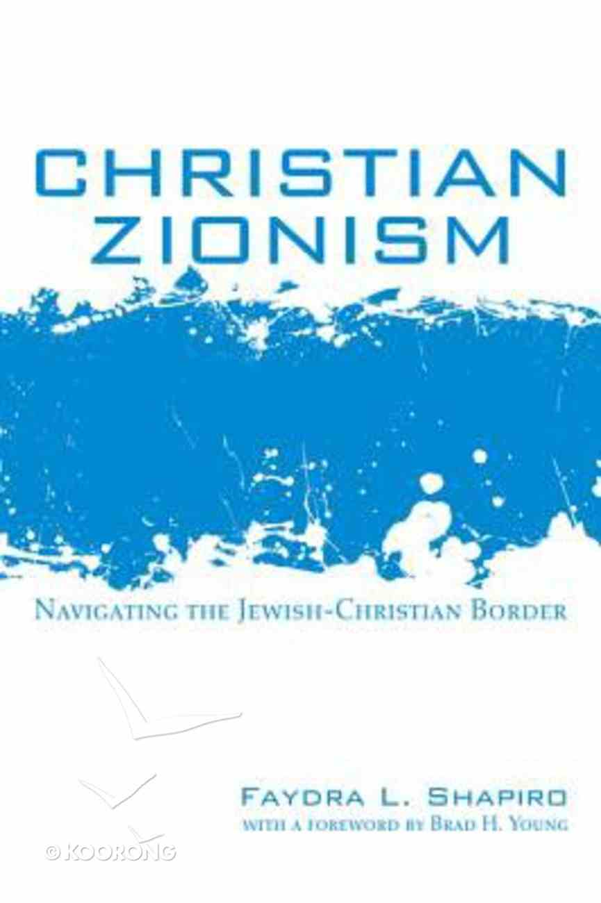 Christian Zionism Paperback
