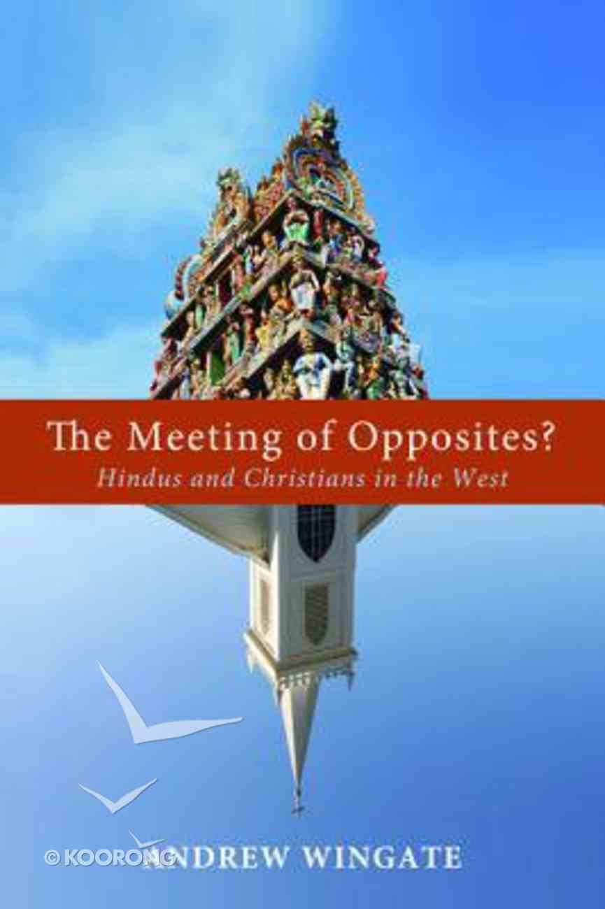 The Meeting of Opposites? Paperback