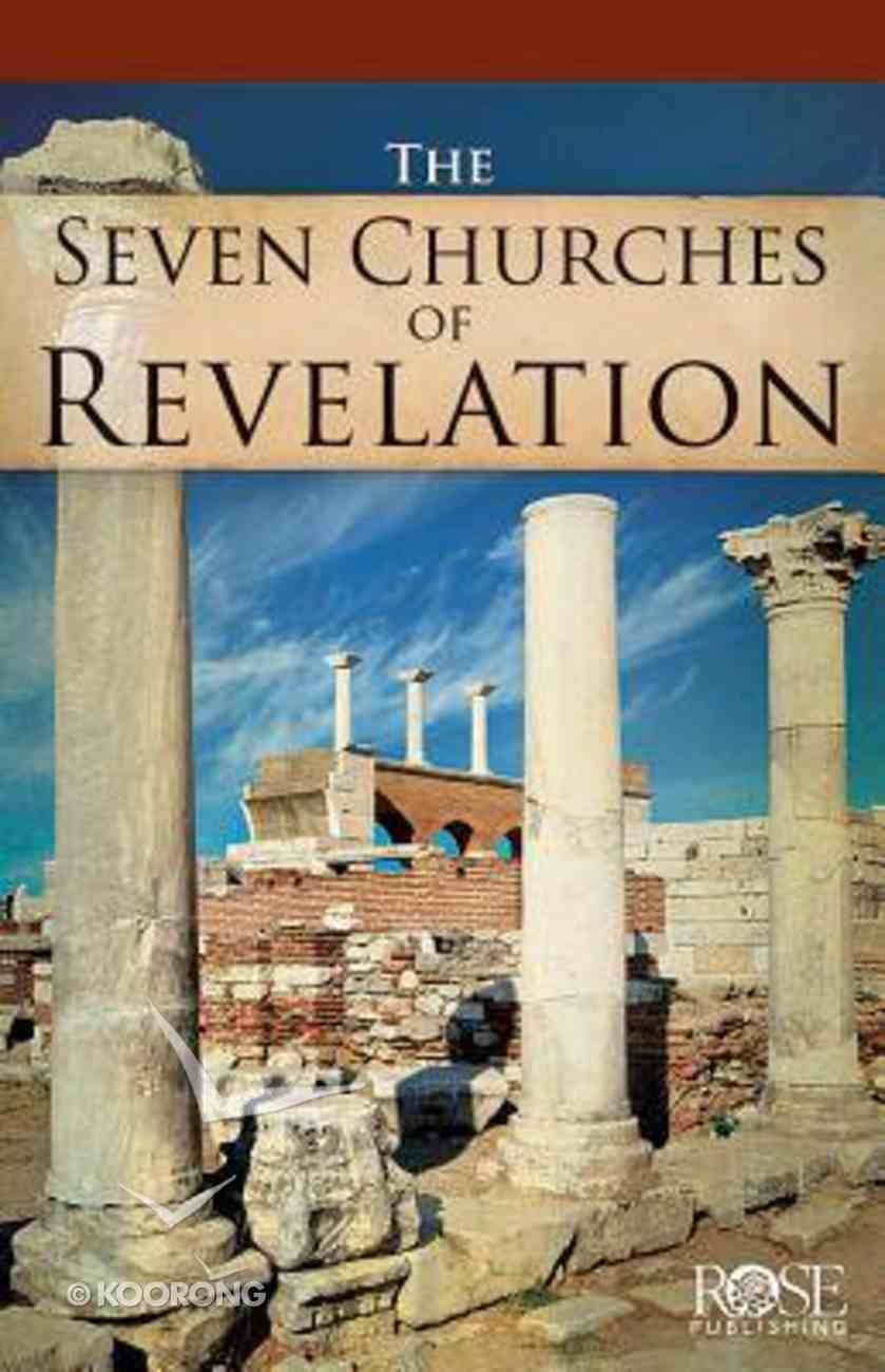 Seven Churches of Revelation (Rose Guide Series) Pamphlet
