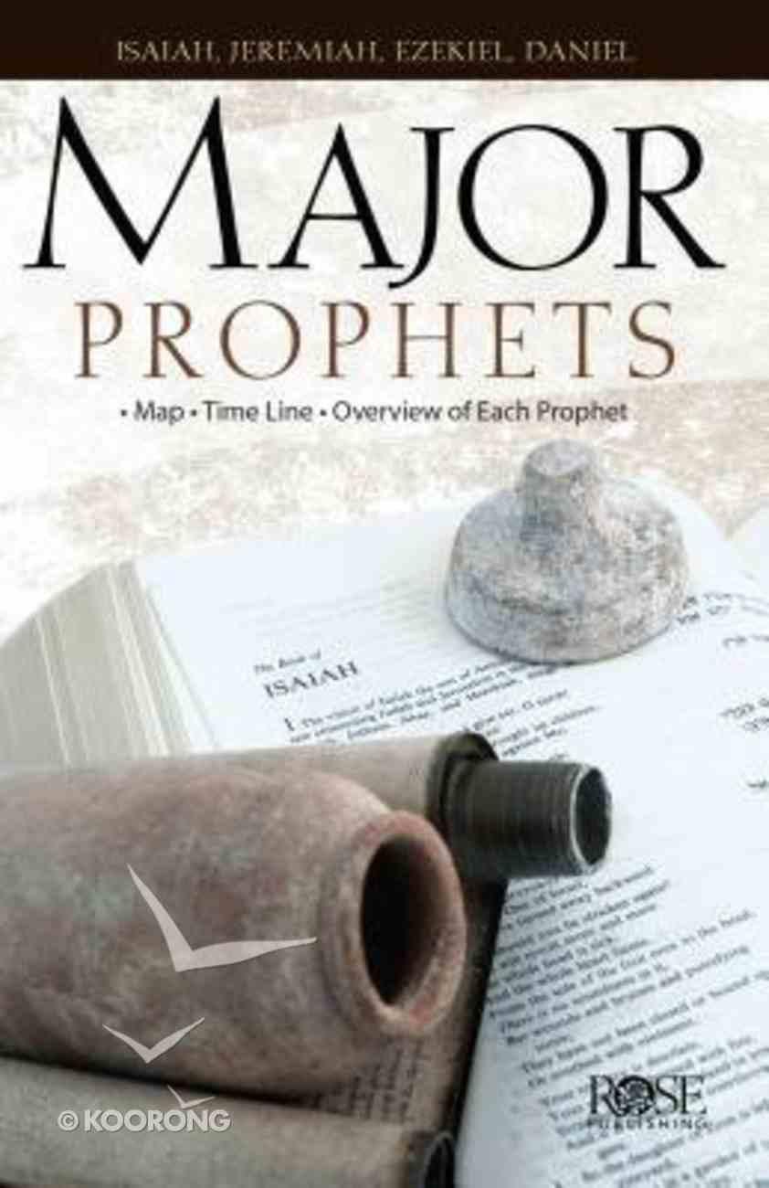 Major Prophets (Rose Guide Series) Pamphlet