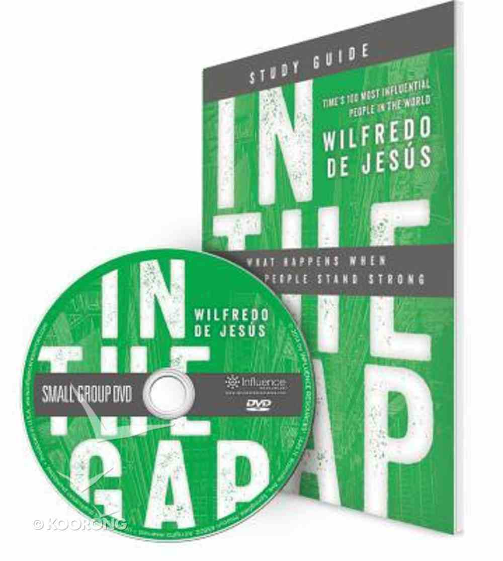 In the Gap (Kit: Dvd And Study Guide) Pack