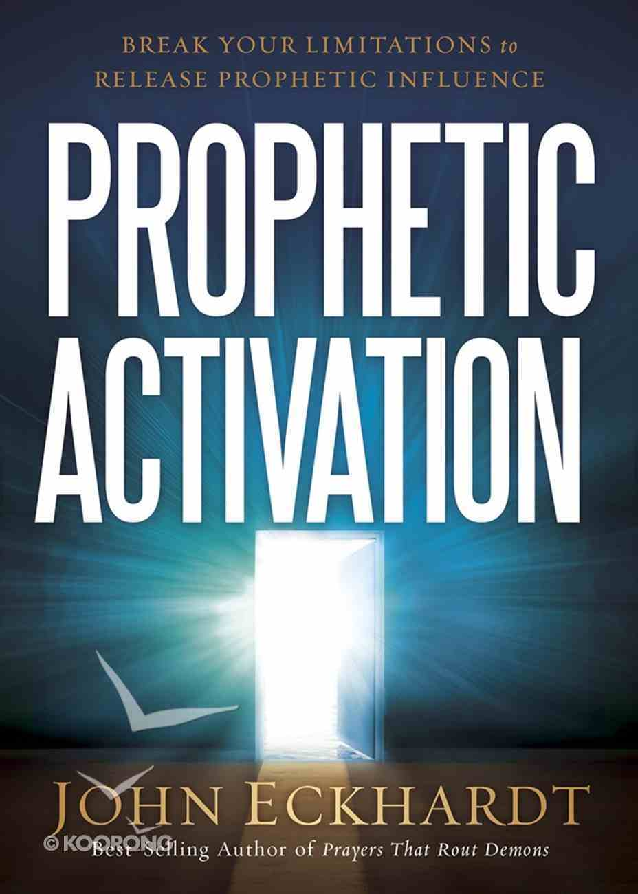 Prophetic Activation Paperback