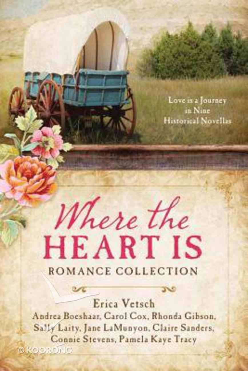 9in1: Where the Heart is Romance Collection Paperback