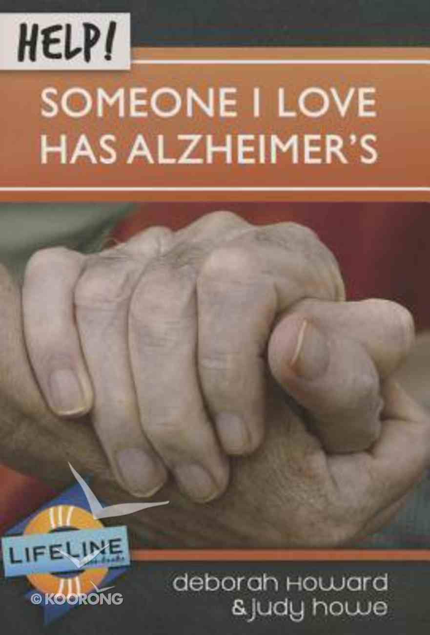Help! Someone I Love Has Alzheimer's Booklet