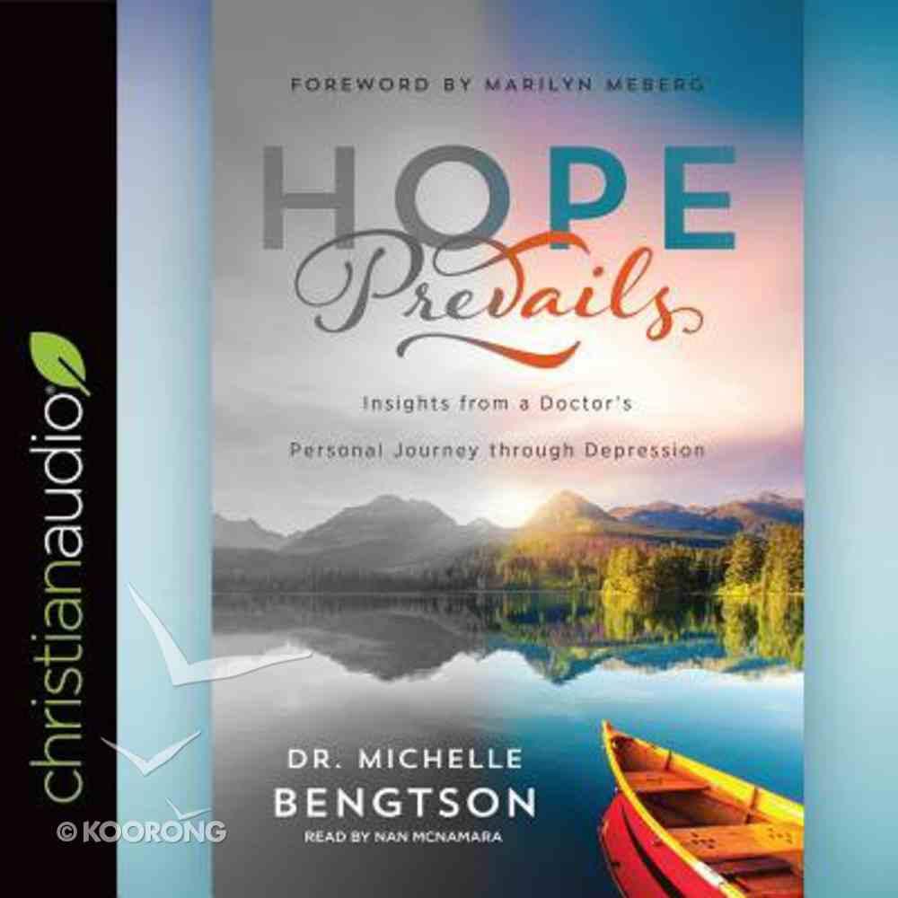 Hope Prevails (Unabridged, 6 Cds) CD