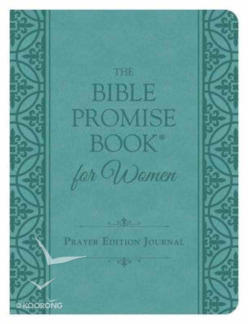 The Bible Promise Book For Women (Prayer Edition) Padded Hardback