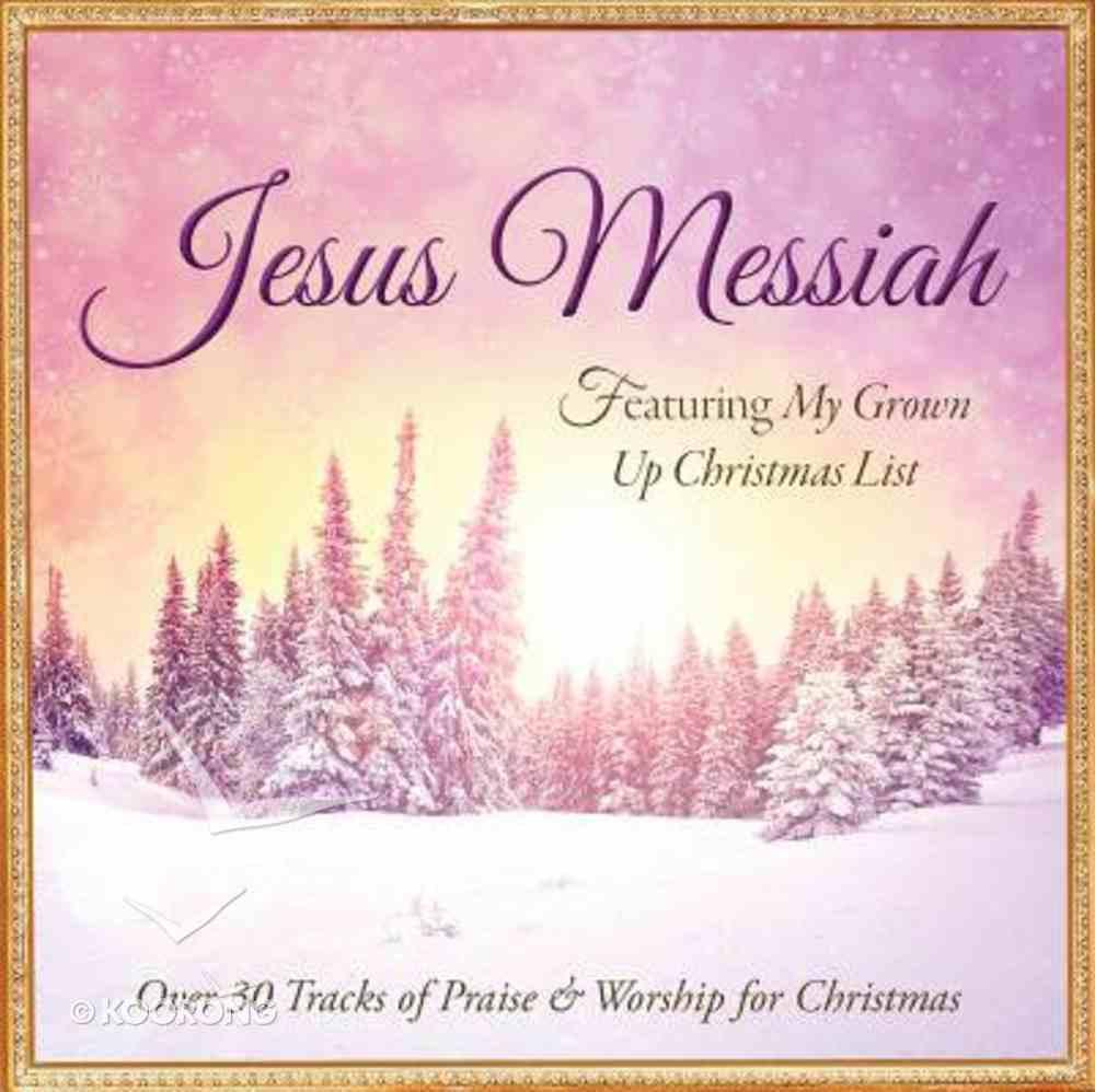 Jesus Messiah (2 Cds) CD