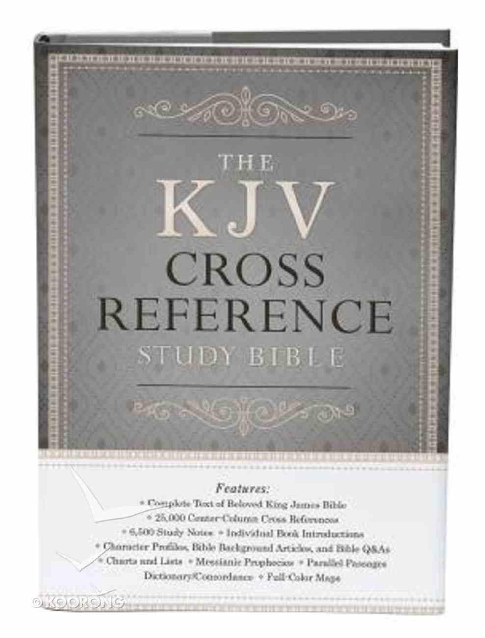 KJV Cross Reference Study Bible Hardback