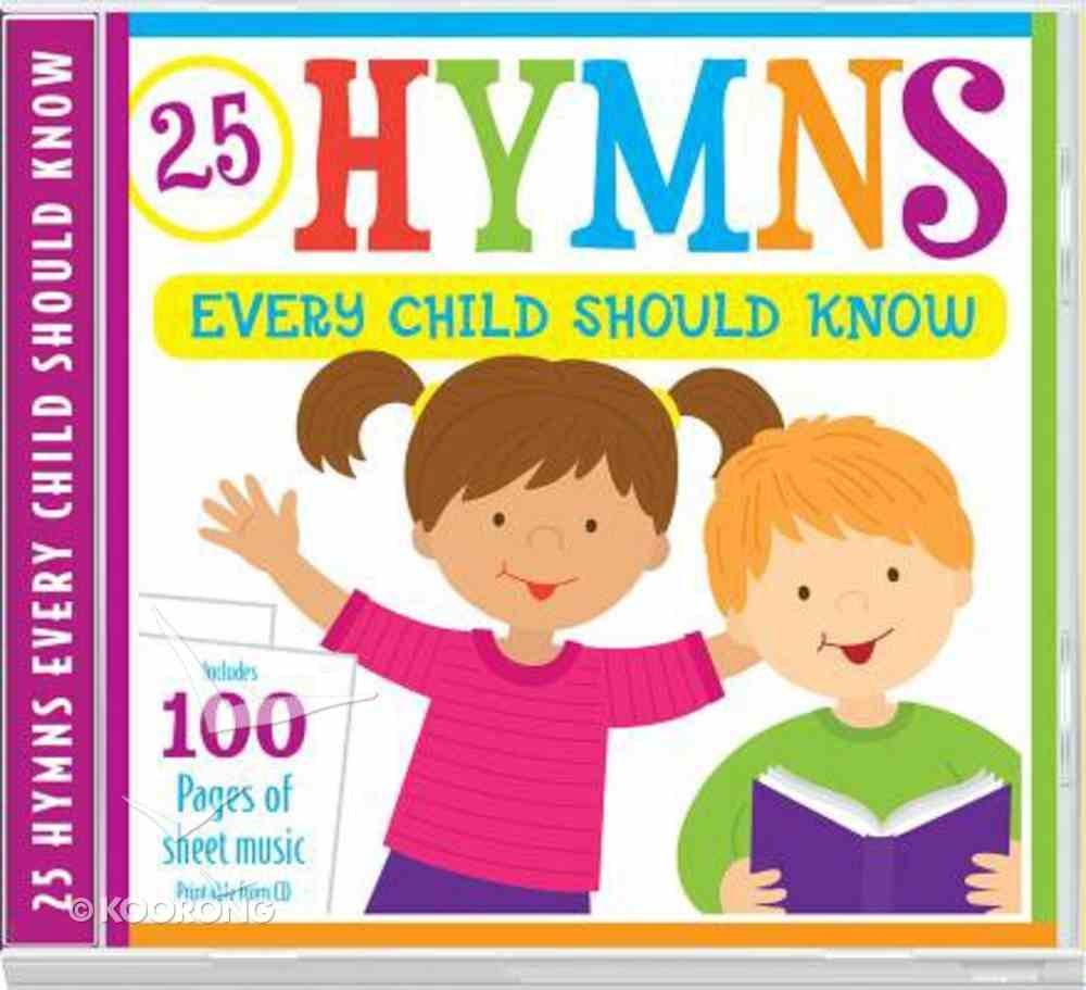 Hymns Every Child Should Know CD