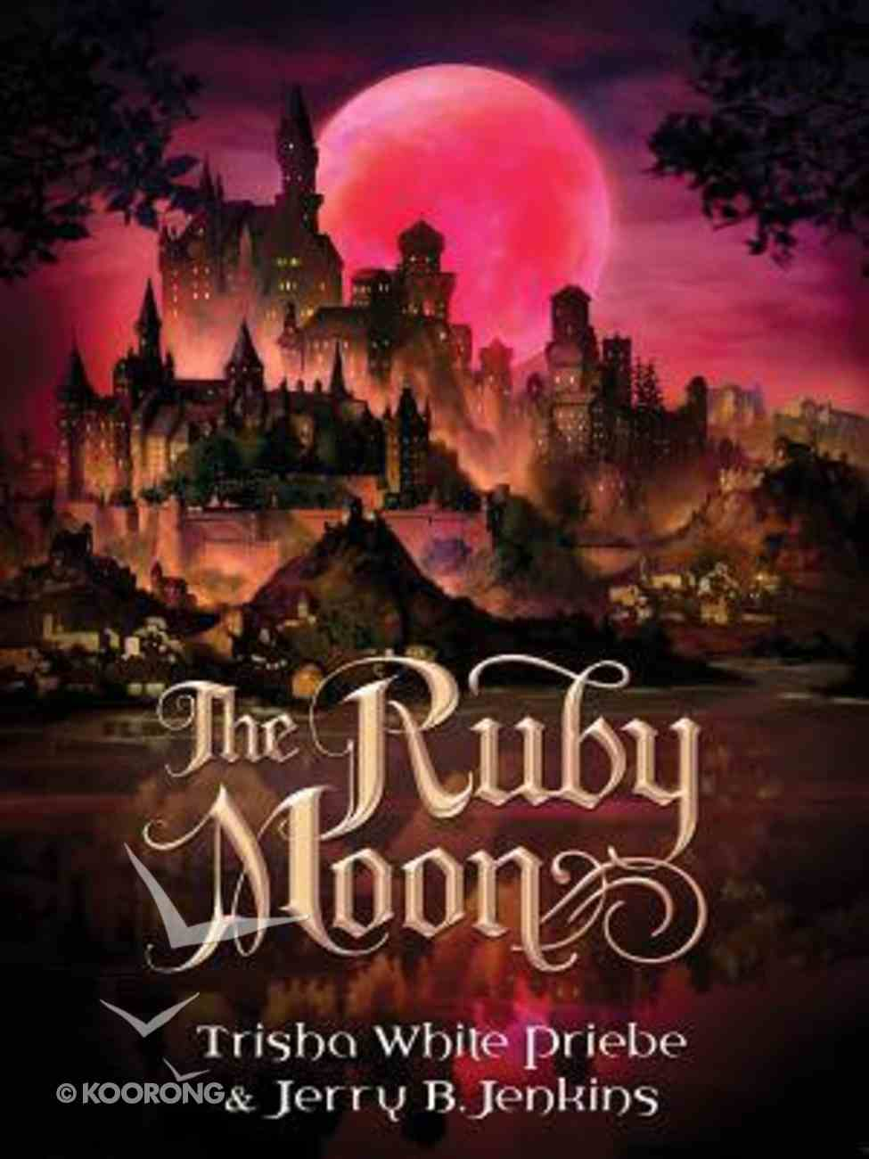The Ruby Moon (#02 in Thirteen Series) Hardback