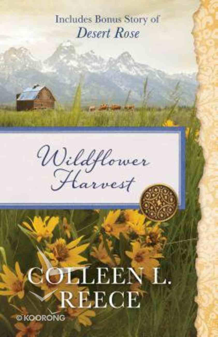 Wildflower Harvest (Incl Desert Rose) Paperback
