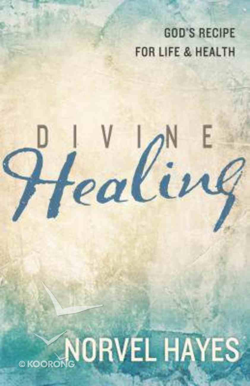 Divine Healing Paperback
