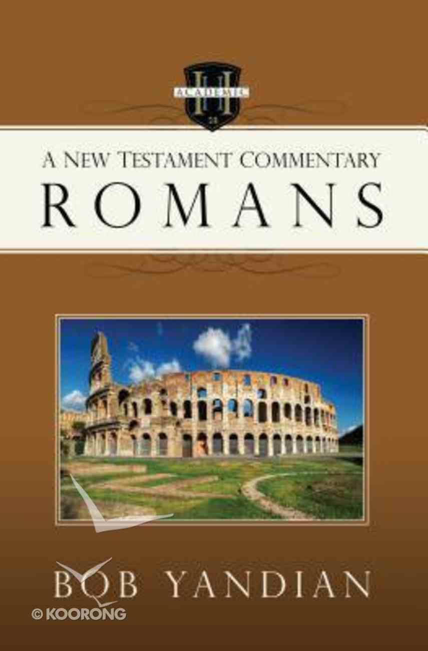 Romans Study Notes Paperback
