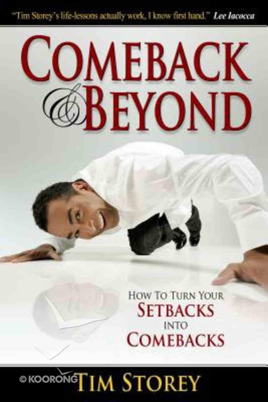 Comeback & Beyond Paperback