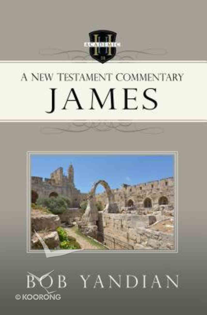 James Paperback