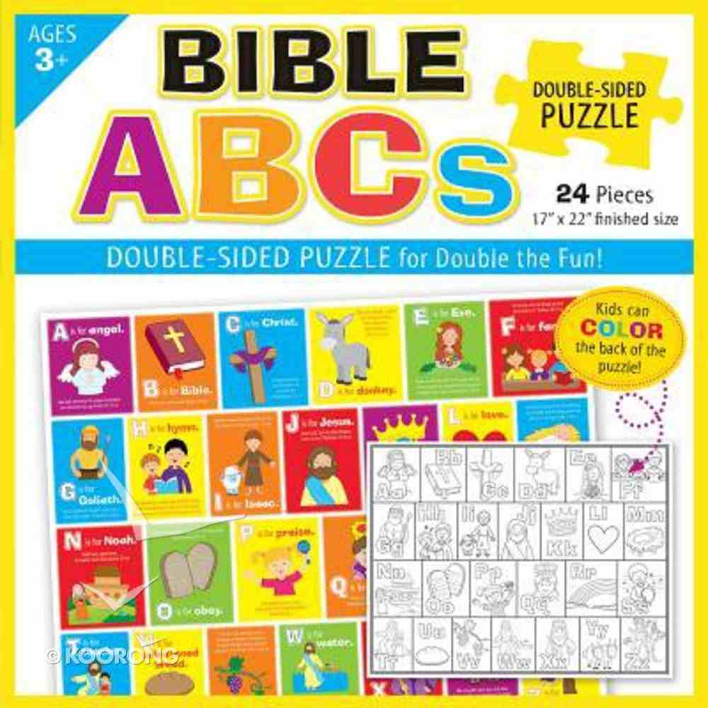 Bible Abc's Puzzle Game
