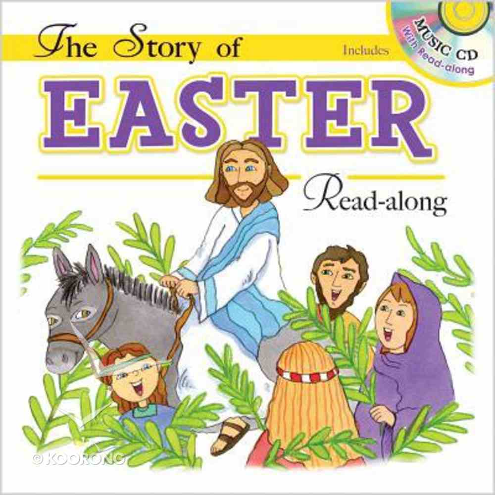 The Story of Easter: Read-Along With CD Padded Board Book