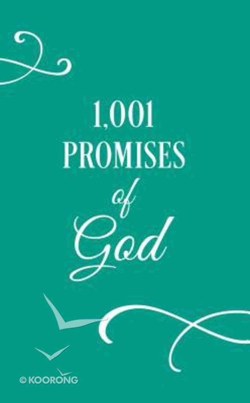 1001 Promises of God Paperback