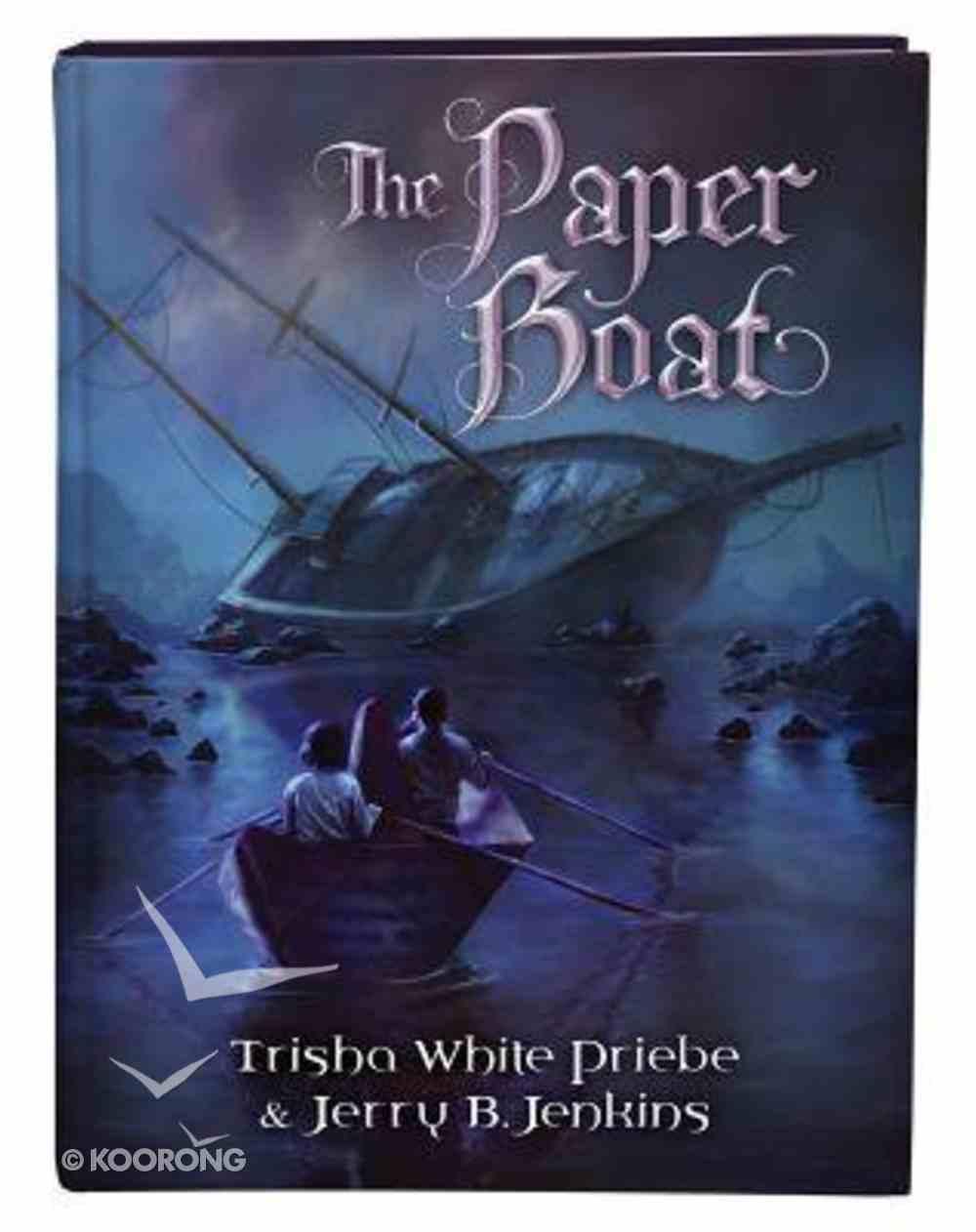 The Paper Boat (#03 in Thirteen Series) Hardback