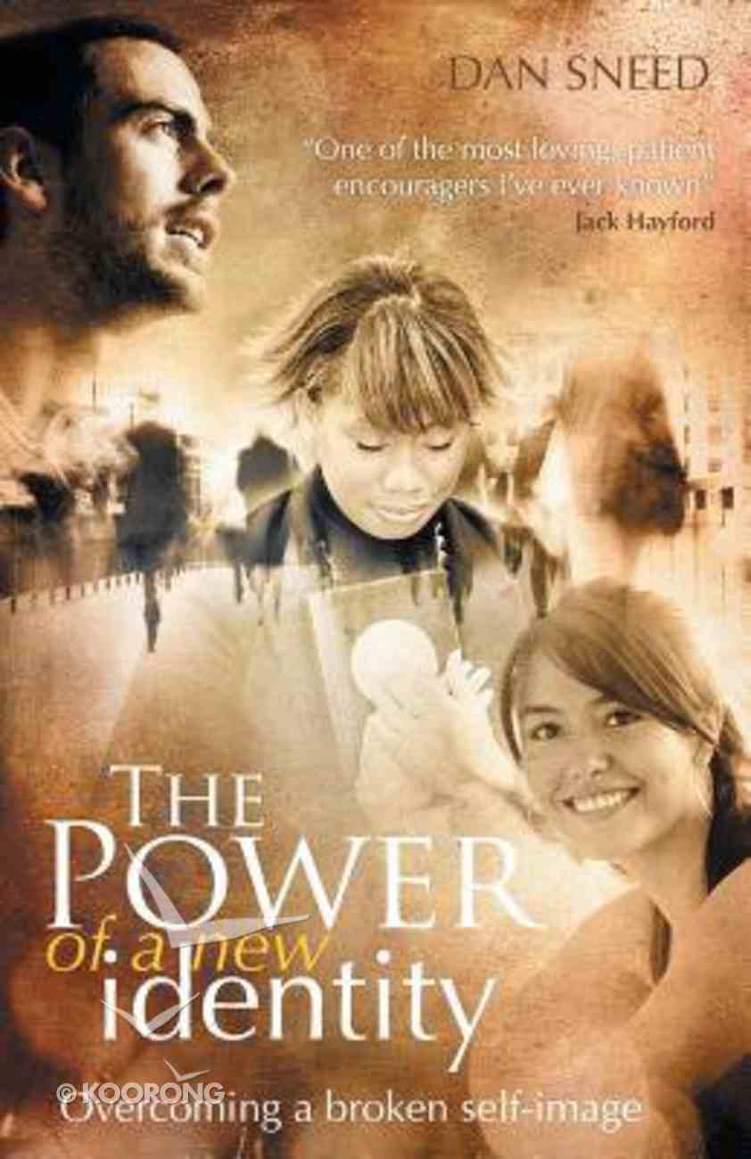 The Power of New Identity Paperback