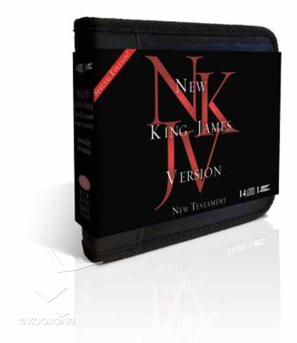 NKJV Audio New Testament (14 Audio Cds + 2 Mp3 Cds) CD
