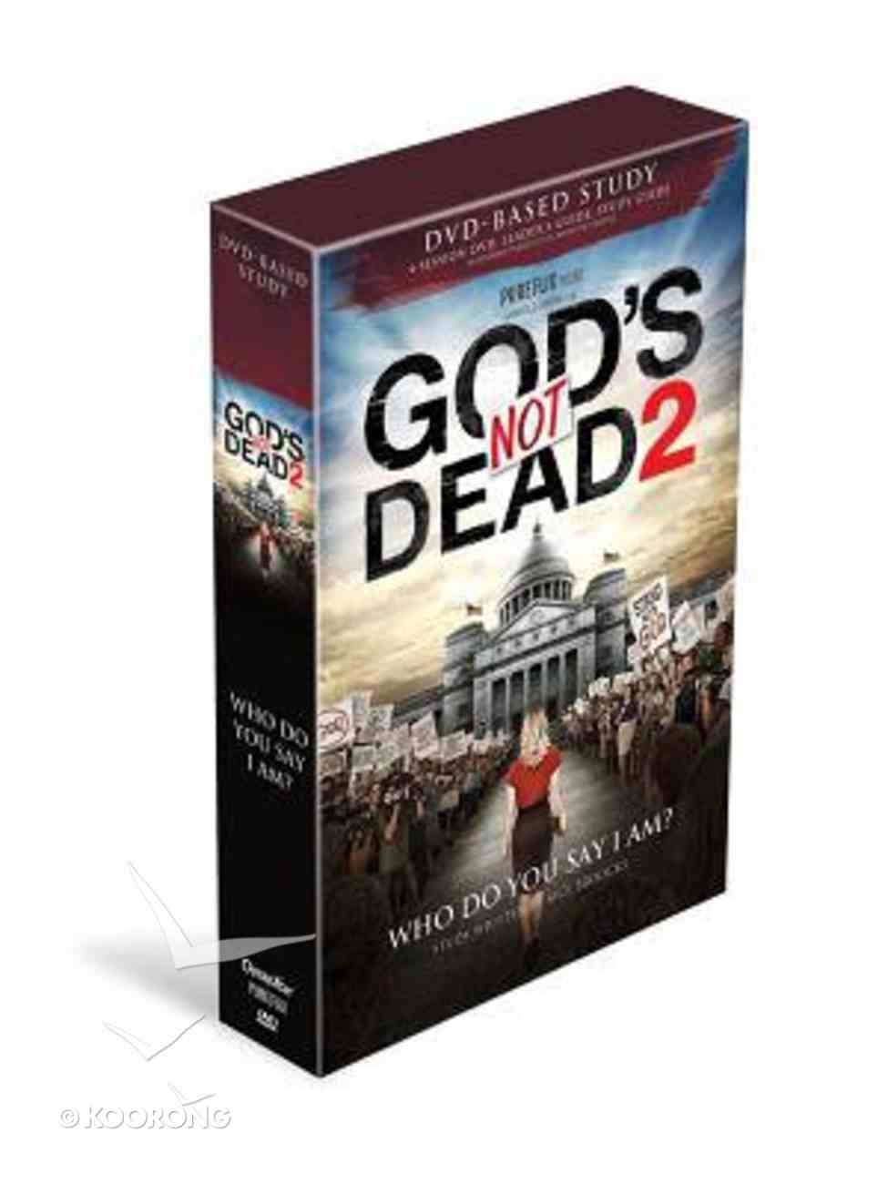God's Not Dead 2: He's Surely Alive (Dvd-based Study) Pack