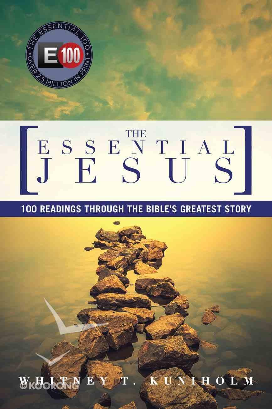 The Essential Jesus Paperback