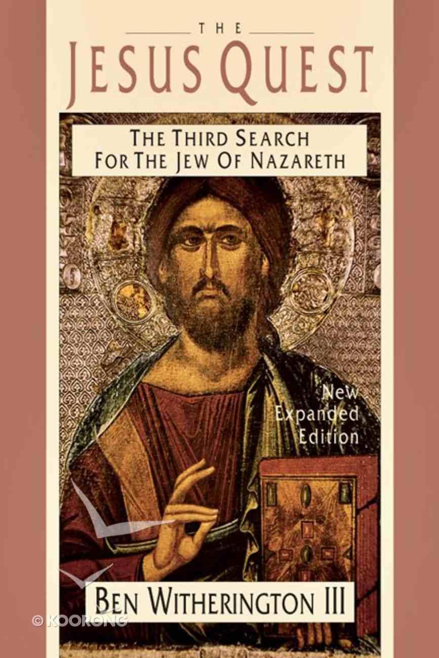 The Jesus Quest Paperback