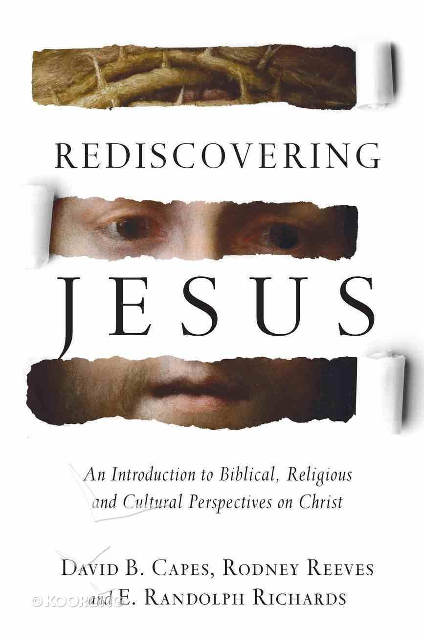Rediscovering Jesus Hardback