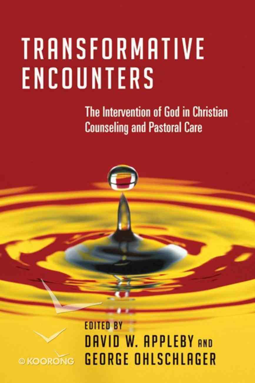Transformative Encounters Paperback