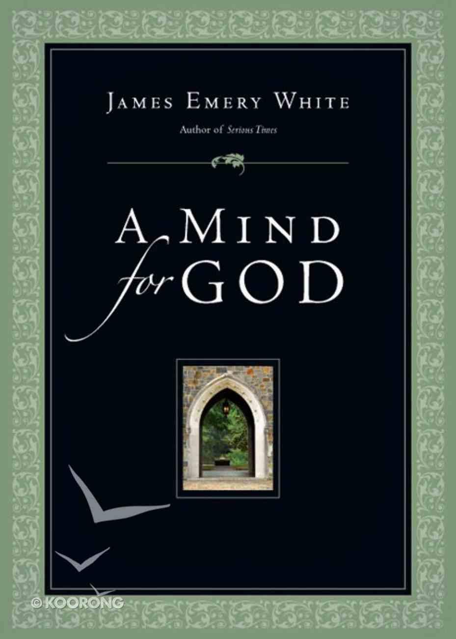 A Mind For God Paperback
