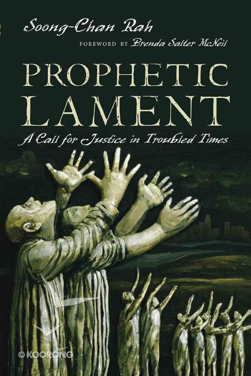 Prophetic Lament Paperback
