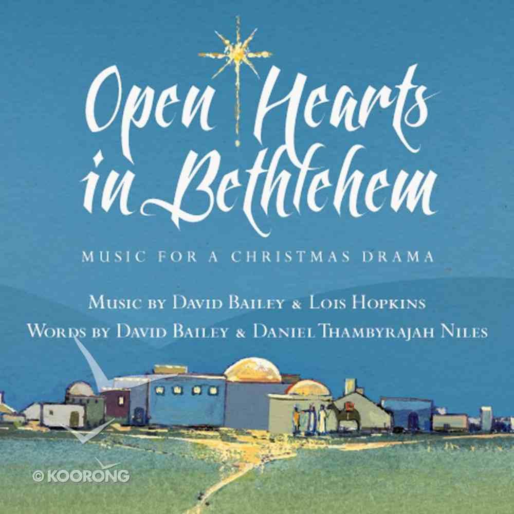 Open Hearts in Bethlehem Music (Cd) CD