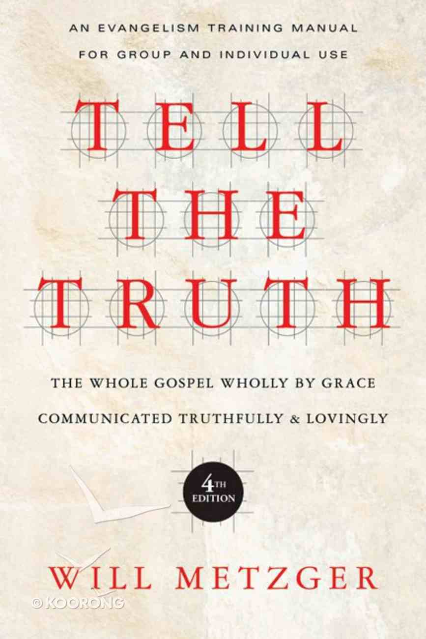 Tell the Truth (4th Edition) Paperback