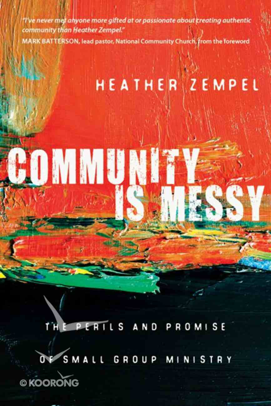 Community is Messy Paperback
