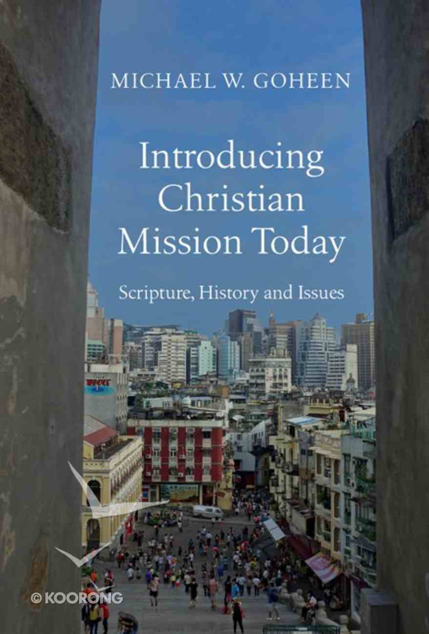 Introducing Christian Mission Today Hardback