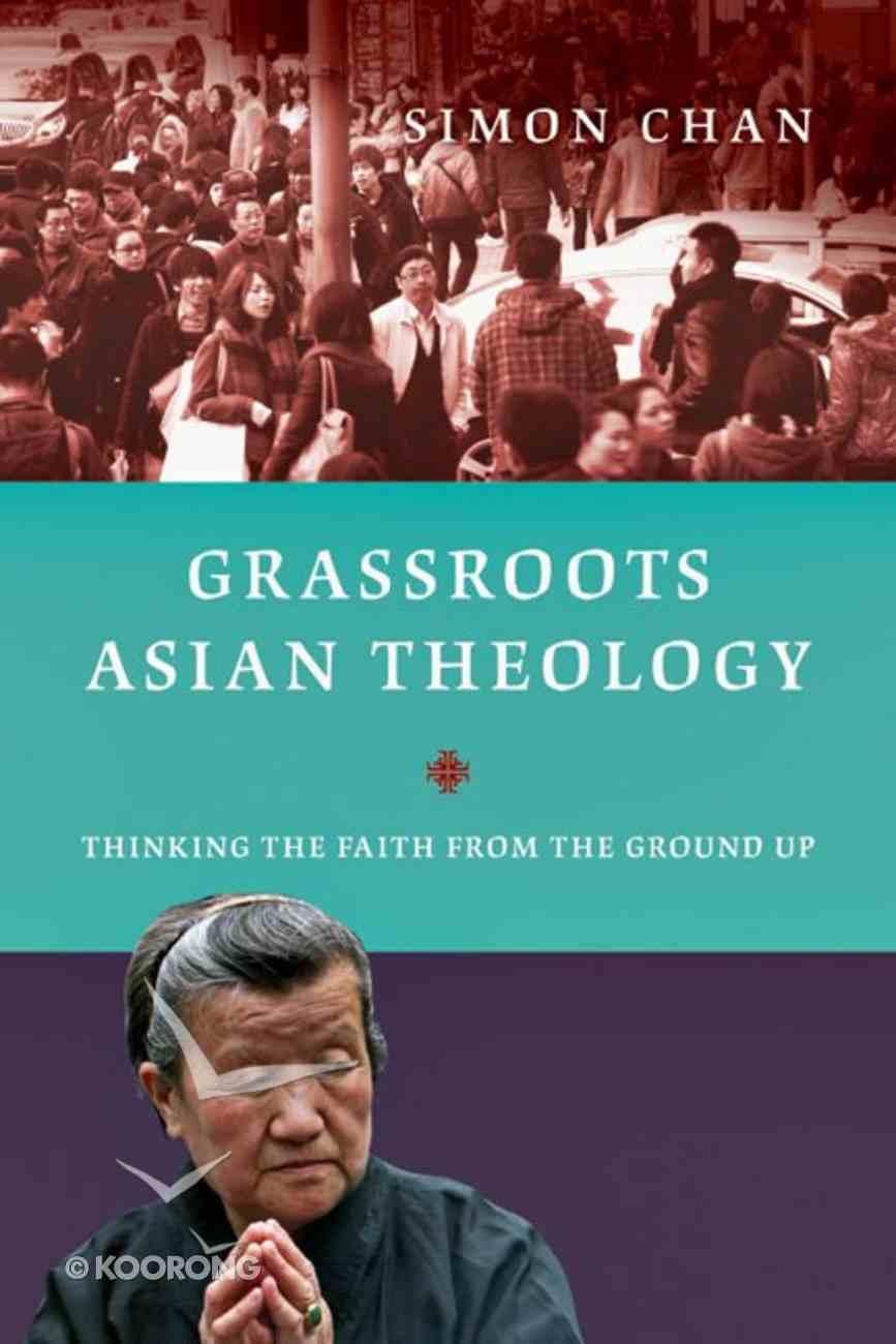 Grassroots Asian Theology Paperback