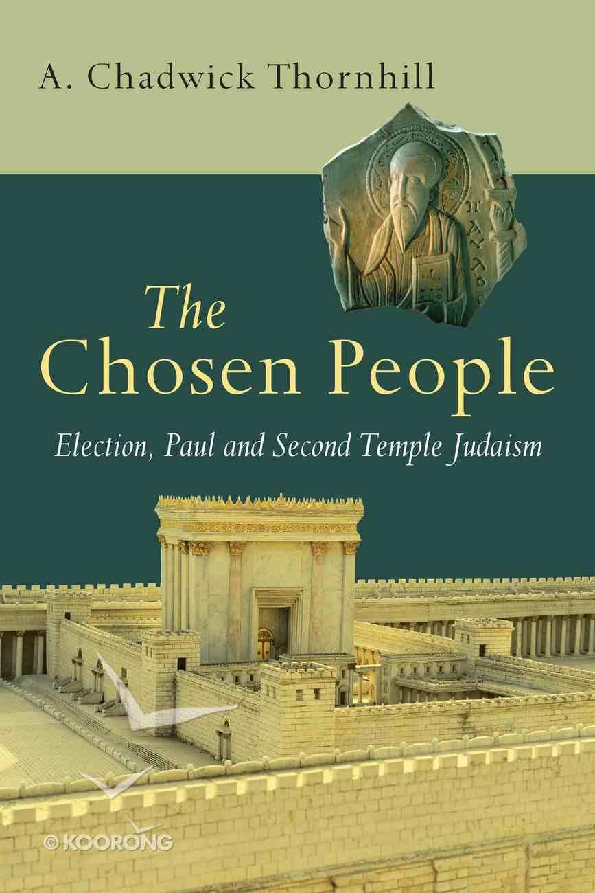 The Chosen People Paperback