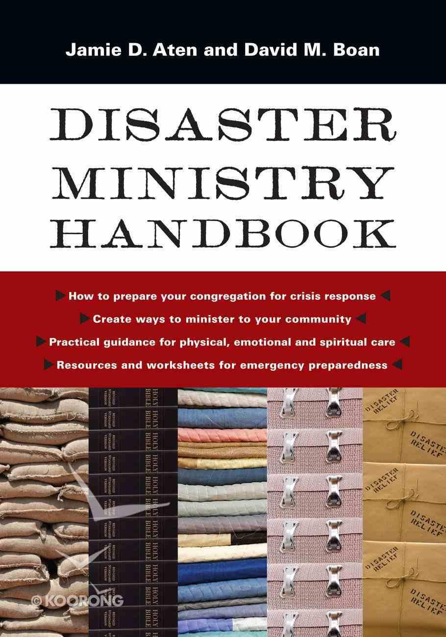 Disaster Ministry Handbook Paperback